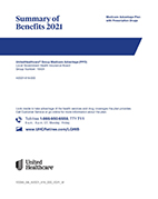 View Summary Of Benefits